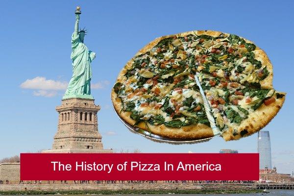 US Pizza History
