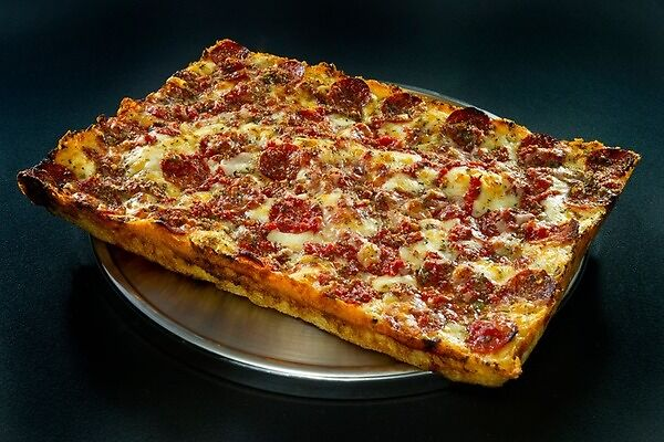 Who started making Detroit style pizza