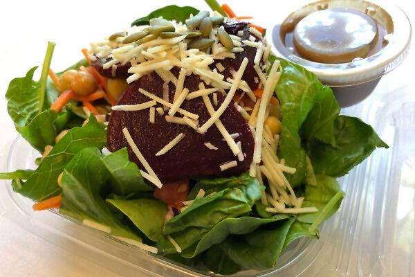 Does TJ's offer salads?