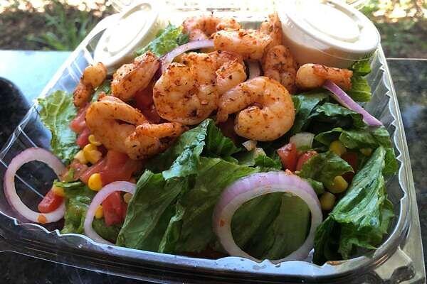 Nine percent of survey participants said salad is their favorite food